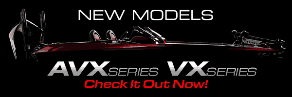 NEW MODELS - AVX SERIES, VX SERIES - Check It Out Now!